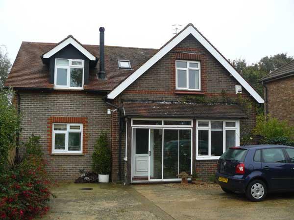 2 Storey Side Extension, Tunbridge Wells, Kent - Lesters Builders