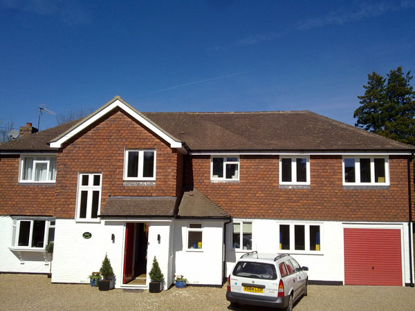 2 Storey Side & Rear Extension, Sevenoaks, Kent - Lesters Builders