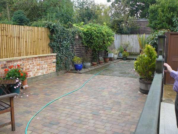 Brick Driveway, Tunbridge Wells, Kent - Lesters Builders