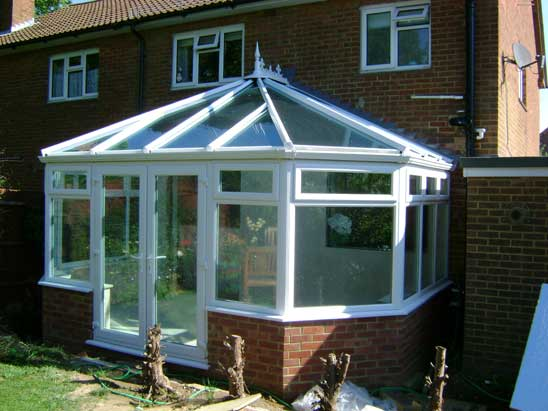 Conservatory, Southborough, Tunbridge Wells, Kent - Lesters Builders