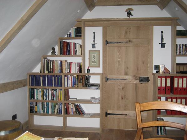 Elizabethan Style Loft Conversion Tunbridge Wells Kent