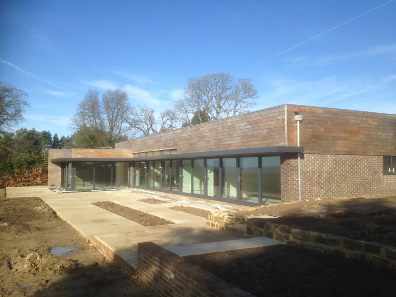 Extensions to Large Single Story Dwelling, Langton Green, Kent - Lesters Builders