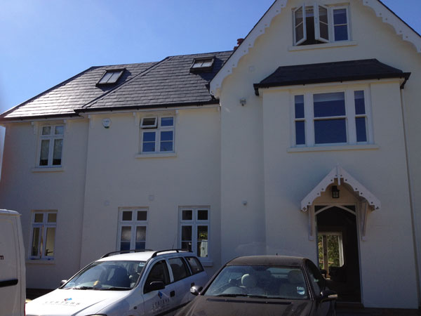 Large Side Extension and Loft Conversion, Matfield, Kent - Lesters Builders