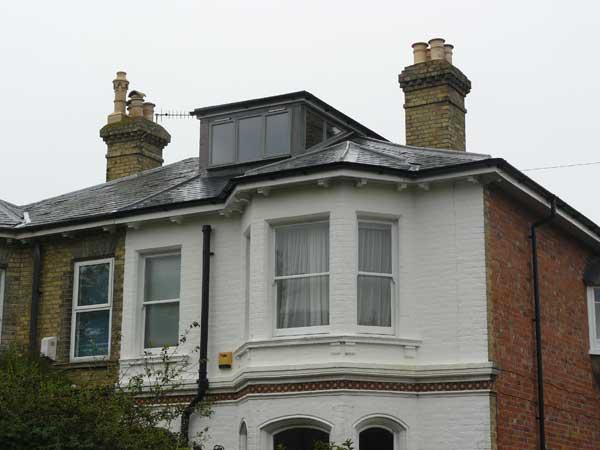 Victorian House Loft Conversion, Tunbridge Wells, Kent - Lesters Builders