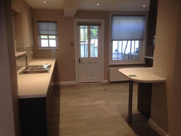 Renovation of Victorian Rental House, Tunbridge Wells, Kent - Lesters Builders